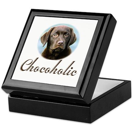 Chocoholic Keepsake Box