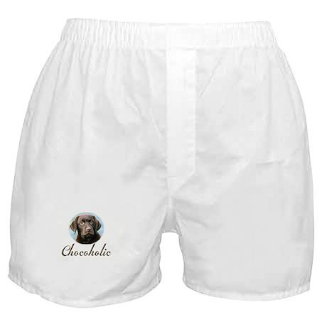 Chocoholic Boxer Shorts