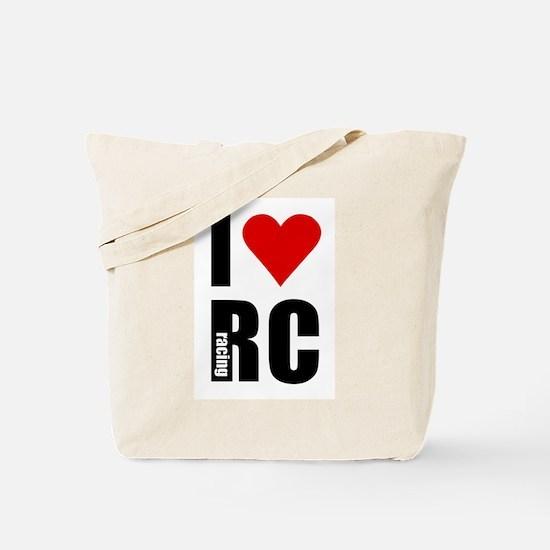 I love RC racing Tote Bag