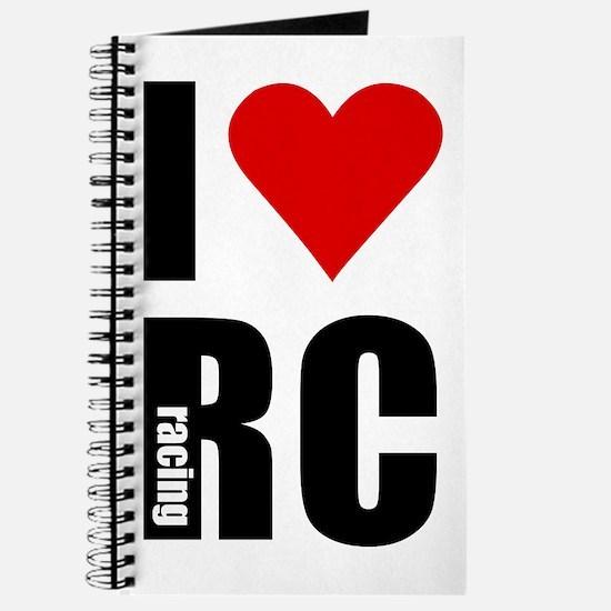 I love RC racing Journal