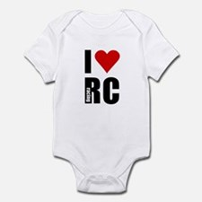 I love RC racing Infant Bodysuit