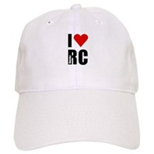 I love RC racing Baseball Cap