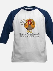 No Turkey Here Thanksgiving Tee