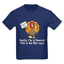 No Turkey Here Thanksgiving T