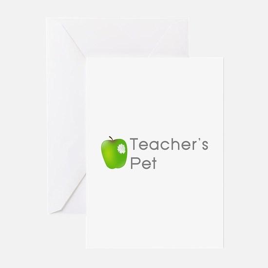 Teacher's Pet Greeting Cards (Pk of 10)