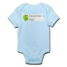 Teacher's Pet Infant Creeper