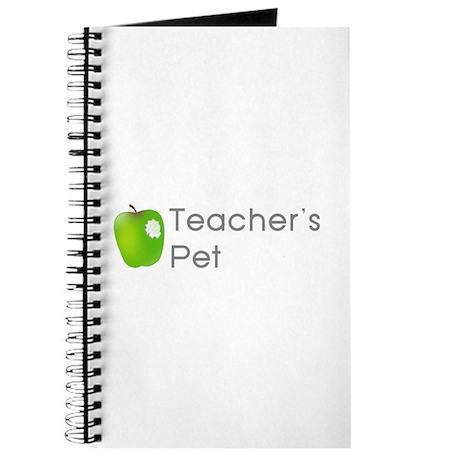 Teacher's Pet Journal