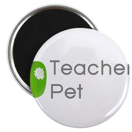 """Teacher's Pet 2.25"""" Magnet (100 pack)"""