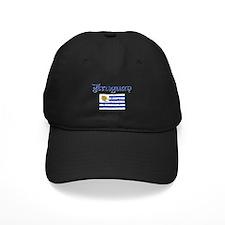 Uruguayan Flag Baseball Hat