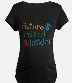 Future Architect Maternity T-Shirt