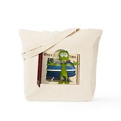 Al Alien Tote Bag