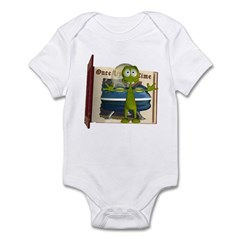 Al Alien Infant Bodysuit
