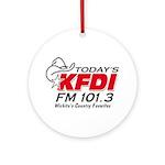 KFDI Ornament (Round)