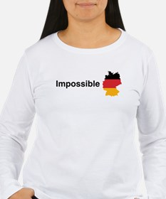 Impossible Germany Long Sleeve T-Shirt