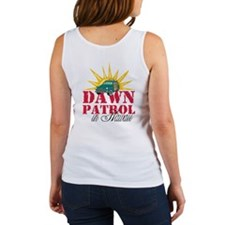 Dawn Patrol in Hawaii Women's Tank Top