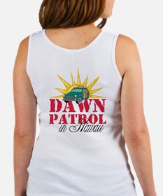 Dawn Patrol in Hawaii Women's Tank Top