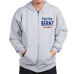 Feel the Bern? Try an antibiotic. Zip Hoodie