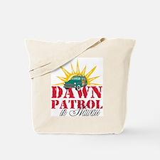 Dawn Patrol in Hawaii Tote Bag