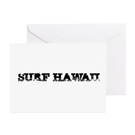 Surf Hawaii Greeting Cards (6)
