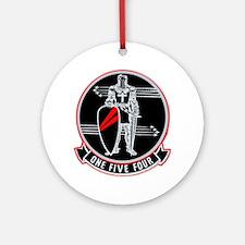 VF 154 Black Knights Ornament (Round)