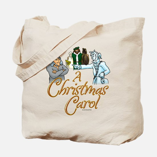 A Christmas Carol Tote Bag