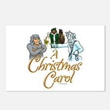 A Christmas Carol Postcards (Package of 8)