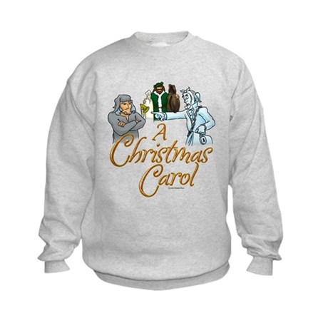 A Christmas Carol Kids Sweatshirt
