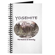 Yosemite: Serenity Journal