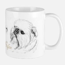 Rough Brussels Griffon Mug