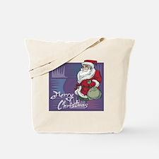 Merry Christmas To You Tote Bag