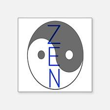 ZEN and TAO Sticker