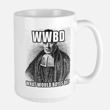 What Would Bayes Do Mugs