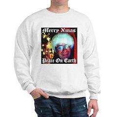 Merry Christmas Peace On Eart Sweatshirt