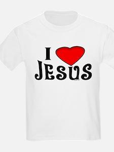 I Love Jesus T-Shirt