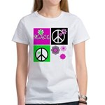 Peace for All Women's T-Shirt