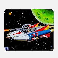 V-7 SPACE SHIP Mousepad