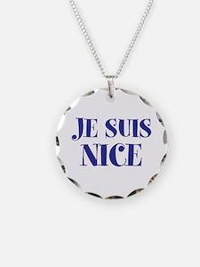 Je Suis Nice Necklace