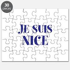 Je Suis Nice Puzzle