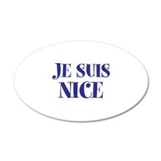 Je Suis Nice Wall Decal
