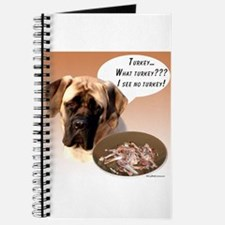 Mastiff fawn Turkey Journal
