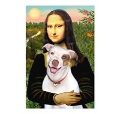 Mona's Pitbull Postcards (Package of 8)