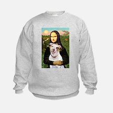 Mona's Pitbull Sweatshirt