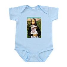 Mona's Pitbull Infant Bodysuit