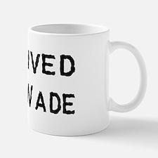 I Survived Roe v. Wade Mug