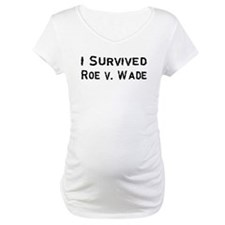 I Survived Roe v. Wade Shirt