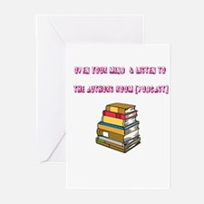 Unique Podcast Greeting Cards (Pk of 20)