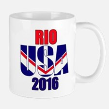 USA 2016 Rio 2a Mug