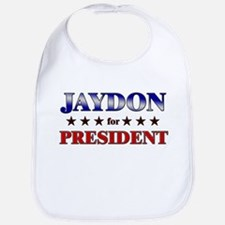 JAYDON for president Bib