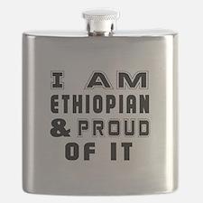 I Am Ethiopian And Proud Of It Flask
