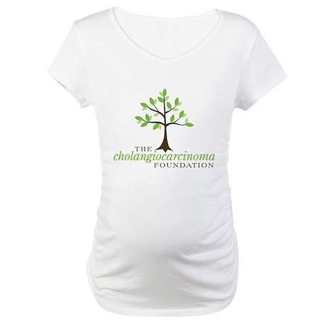 cc-newbadge Maternity T-Shirt